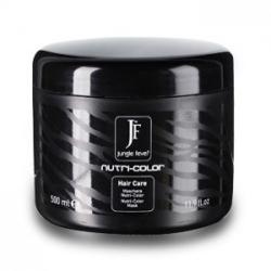 Jungle Fever Nutri-Color Mask - Маска для окрашенных волос, 500 мл