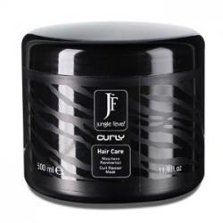 Jungle Fever Curly Mask - Маска для вьющихся волос, 500 мл