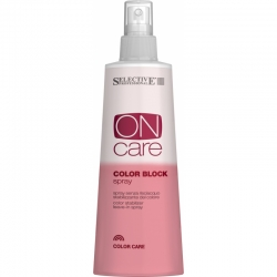 Selective On Care Tech Сolor Block Spray - Несмываемый спрей для стабилизации цвета 250 мл