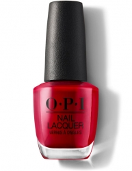 OPI - Лак для ногтей Color So Hot It Berns, 15 мл