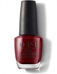 OPI Peru - Лак для ногтей Como se Llama?, 15 мл