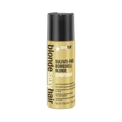 Sexy Hair BLSH Bombshell Blonde Conditioner - Кондиционер для сохранения цвета без сульфатов, 50 мл