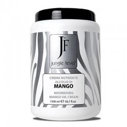 Jungle Fever Nourishing Mango Oil Cream - Крем питающий с масло манго, 1500 мл