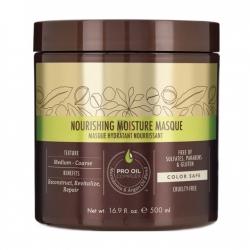 Macadamia Professional Nourishing Moisture Masque - Маска питательная для всех типов волос 500 мл
