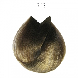 L'Oreal Professionnel Majirel - Краска для волос 7.13 (блондин пепельно-золотистый), 50 мл