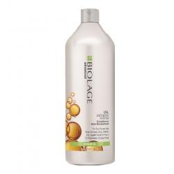 Matrix Biolage Oil Renew Conditioner Soin Revitalisant  - Кондиционер для сухих, пористых волос, 1000 мл
