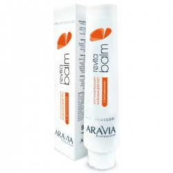 """Aravia Professional - Восстанавливающий бальзам для ног с витаминами """"Revita Balm"""", 100 мл"""