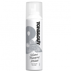 Toni&Guy Prep Volume Plumping Mousse - Мусс для волос «Эффектный объем от корней» 222 мл