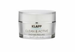 Klapp Clean&Active Enzyme Peeling - Энзимная маска-пилинг для всех типов кожи, 250 мл