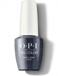 OPI Grease collection Gel Color - Гель-Лак для ногтей Danny & Sandy 4 Ever!, 15 мл
