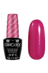 Opi GelColor Berry Thought of You, - Гель-лак для ногтей, 15мл