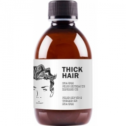 Davines Dear Beard THICK HAIR Redensifying Thickening Shampoo - Уплотняющий шампунь для волос, 250мл