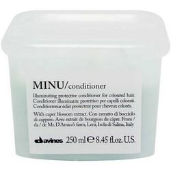 Davines Essential Haircare Minu Conditioner - Защитный кондиционер для сохранения цвета волос, 250 мл