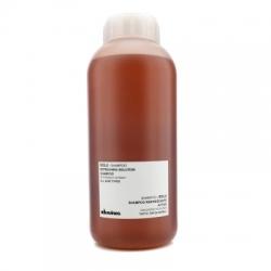 Davines Solu Shampoo - Активно освежающий шампунь для глубокого очищения волос, 1000 мл