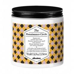 Davines The Renaissance Circle - Маска «экстрим-восстановление» для безнадежных волос, 750 мл