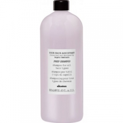 Davines Your Hair Assistant Prep shampoo - Универсальный шампунь для подготовки волос  к укладке для всех типов волос, 900 мл