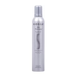 Biosilk Silk Therapy Silk Mousse - Мусс Шелковая терапия для укладки, средней фиксации, 376 г