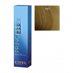 Estel Princess Essex - Краска для волос 10/7 светлый блондин коричневый, 60 мл