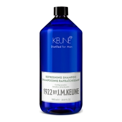 Keune 1922 Care Refreshing Shampoo -  Освежающий шампунь, 1000 мл