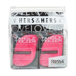 "Tangle Teezer ""Hers & Hers"" - Подарочный набор расчесок"