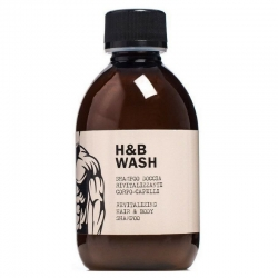 Dear Beard h&b Wash - Шампунь для волос и тела, 250 мл