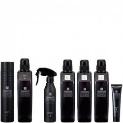 Demi composio EQ 6 продуктов (200г+200мл+4*450гр)+3 маски в подарок+контейнеры в подарок