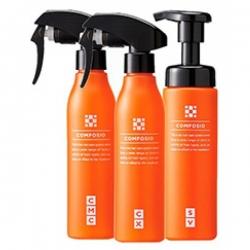 Demi composio express 3 Продукта (CMС + CX + SV 3 х 600мл) + флаконы (CMC+CX+SV) в подарок