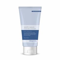 Dermal White Aqua Moisture Cleanser - Пенка для умывания, 150 гр