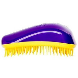 Dessata Hair Brush Original Purple-Yellow - Расческа для волос, Фиолетовый-Желтый