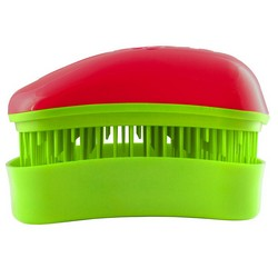 Dessata Hair Brush Mini Cherry-Lime - Расческа для волос, Вишня-Лайм