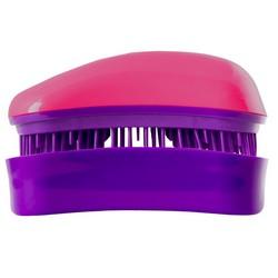 Dessata Hair Brush Mini Fuchsia-Purple - Расческа для волос, Фуксия-Фиолетовый