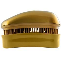 Dessata Hair Brush Mini Gold-Gold - Расческа для волос, Золото-Золото