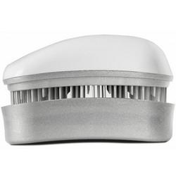 Dessata Hair Brush Mini White-Silver - Расческа для волос, Белый-Серебро
