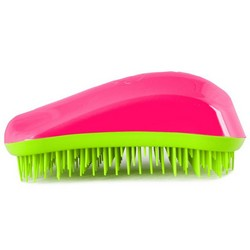 Dessata Hair Brush Original Fuchsia-Lime - Расческа для волос, Фуксия-Лайм