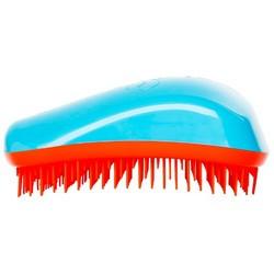 Dessata Hair Brush Original Turquoise-Tangerine - Расческа для волос, Бирюза-Мандариновый