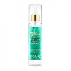 Zeitun Frosty Mint Deodorant Antiperspirant - Минеральный спрей дезодорант с эфирным маслом мяты, 150мл