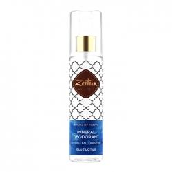 Zeitun Mineral Deodorant - Blue Lotos - Минеральный спрей-антиперспирант с натуральными квасцами, 150мл