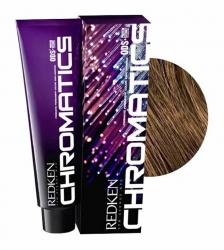 Redken Chromatics - Краска для волос без аммиака 6.3/6G золотистый 60мл