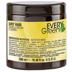 Dikson Every Green Dry Hair Mashera Nutriente - Маска для сухих волос, 500 мл