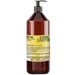 Dikson Every Green Dry Hair Shampoo Nutriente - Шампунь для сухих волос, 1000 мл