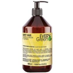Dikson Every Green Dry Hair Condizionante Nutriente - Кондиционер для сухих волос, 500 мл
