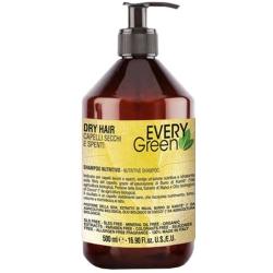 Dikson Every Green Dry Hair Shampoo Nutriente - Шампунь для сухих волос, 500 мл