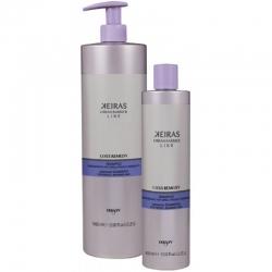 Dikson Keiras Urban Barrier Line Loss Remedy Shampoo - Энергизирующий шампунь для хрупких и ослабленных волос, 400мл