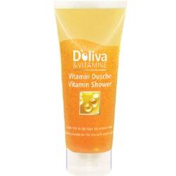 Doliva & Vitamine - Гель для душа с витаминами С и Е, 200 мл