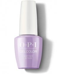 OPI Peru Gel Color - Гель-Лак для ногтей Don't Toot My Flute, 15 мл