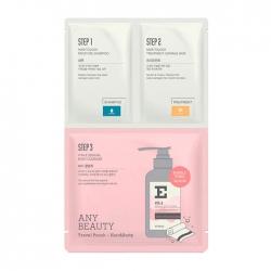 Vprove Any Beauty Travel Pouch - Hair & Body - Дорожный набор для ухода за волосами и телом