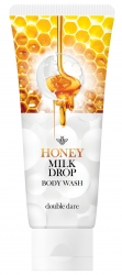 Double Dare OMG! Honey Milk Drop Body Wash - Медовый гель с молочными гранулами для очищения тела, 150 мл