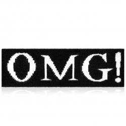 Double Dare OMG! Man In Black Hairband - Повязка косметическая мужская для лица