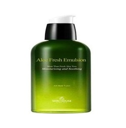 The Skin House Aloe Fresh Emulsion - Увлажняющая эмульсия с экстрактом алоэ, 130 мл