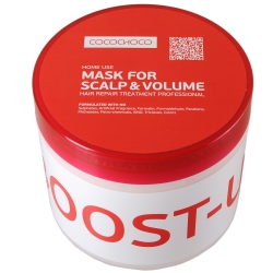 Cocochoco Boost-Up - Маска для прикорневого объема, 475 мл